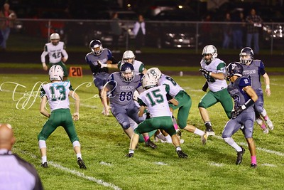 2018 MRHS Football vs St  Bede Oct 5 - 17 of 101