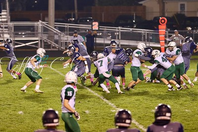 2018 MRHS Football vs St  Bede Oct 5 - 22 of 101