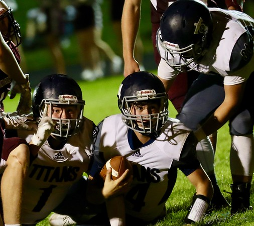 2019 Titans Football at Rockridge