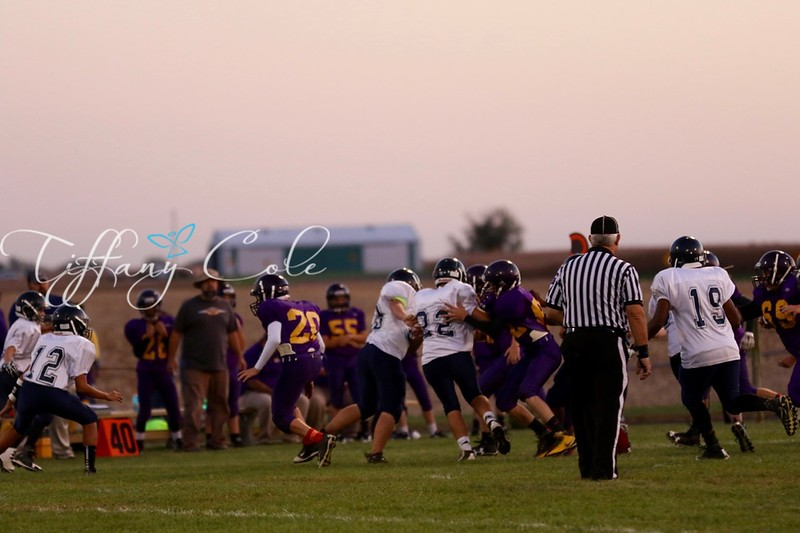 MRJHS vs Sherrard Sept 27 2016 - 2
