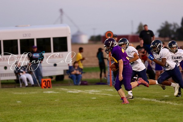 MRJHS vs Sherrard Sept 27 2016 - 8
