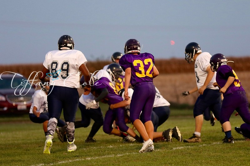 MRJHS vs Sherrard Sept 27 2016 - 12