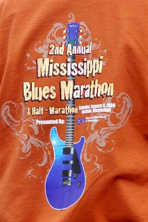 MS Blues Marathon & Half-Marathon 2009