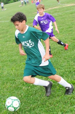 MSI Soccer 2010