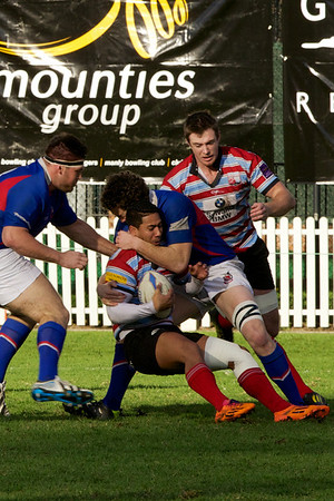 MSS Week 12 Manly vs Southern District June 14 2014