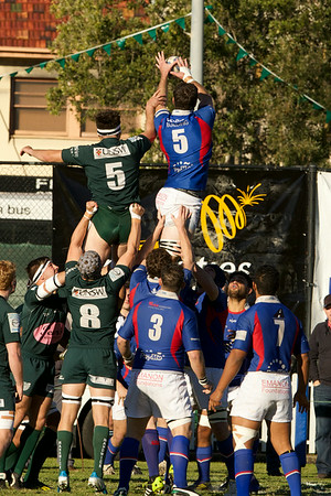 MSS Week 15 Manly vs Randwick July 5 2014
