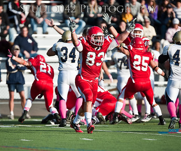 MSU Football v C of NJ 10-13-2012