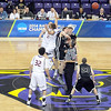 Minnesota State and Harding University tip off at the NCAA Division II Central Region tournament game Saturday at Bresnan Arena. Pat Christman