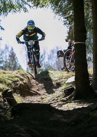 Enduro Sweden Series 2017 - Vallåsen - Deltävling 1