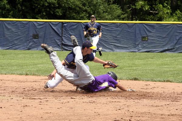 Baseball State Tournament Game vs Marlboro. Lost 2-1 , May 26, 2013
