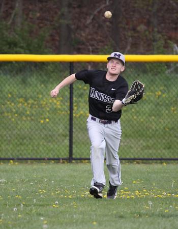 Falcon Baseball at Woodbridge, May 2, 2014