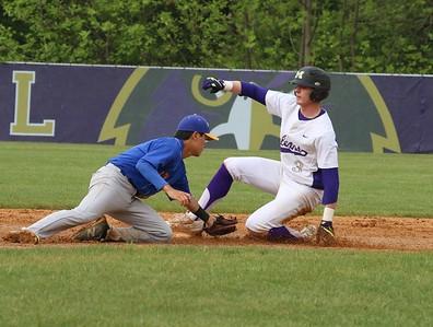 May 2, 2016 vs No Brunswick Baseball Var.
