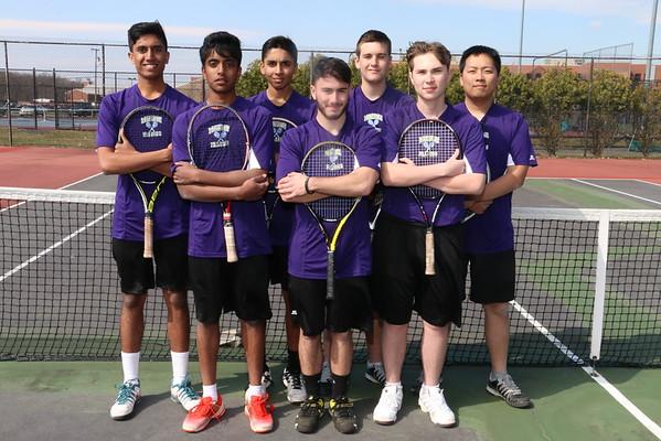 March 22, 2016 Boys Tennis Team photos and Sr Mug Shots
