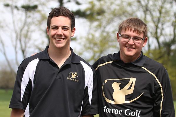 MTHS Var. Golf, vs Spotswood, April 23, 2015