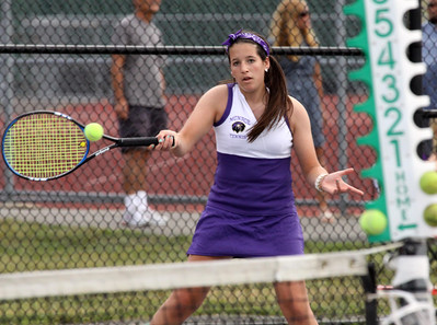 Lady Tennis vs South Plainfield Tigers, Sept. 8, 2013