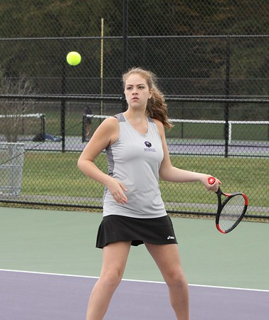 Oct 12 2017 Girls Tennis vs Pisc. Chiefs, photos by R DeBoer