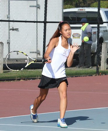 Sept 21 2015 Ladies tennis vs North Brunswick Raiders