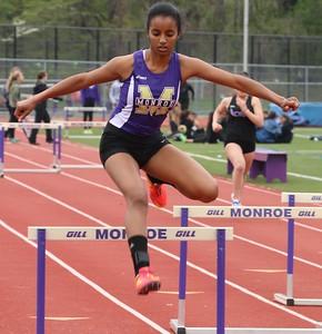 April 26, 2017 Girls Track vs Old Bridge