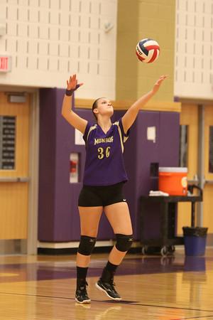 Var Volleyball vs Edison, big win!, 2 sets, Sept 8 2014