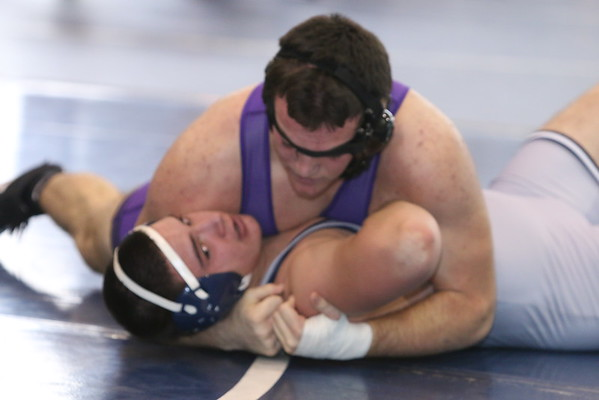 Grapplers defeated Middletown South, Jan 3, 2015