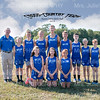 MCJH Cross-country Team 2016  8x10