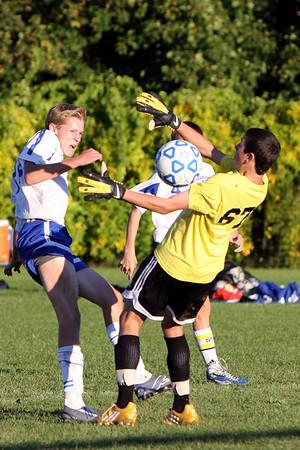 Mahopac JV Soccer