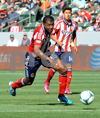 CHIVAS USA Soccer March 2013