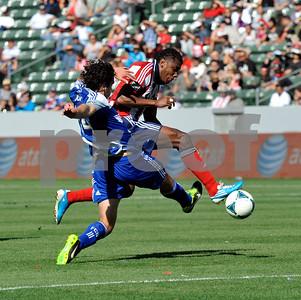 CHIVAS USA Soccer March 2013
