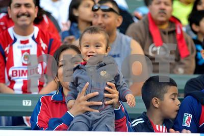 Chivas USA April 2013