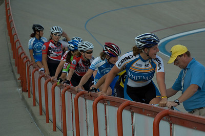 Major Taylor Velodrome, August 2007