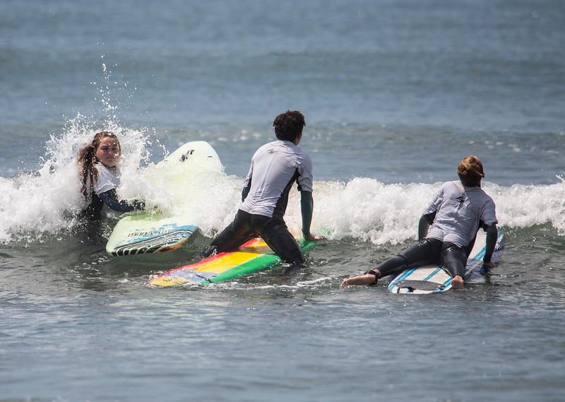 SCV Surf's Up at Mondos Beach Ventura, CA. 08-03-2017