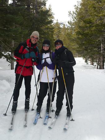 2011 April Mammoth Skiing