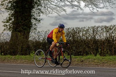 Manchester and District TTA, Cheshire Points Series 2, 10 mile TT on the J2/3 Course March 23 2019