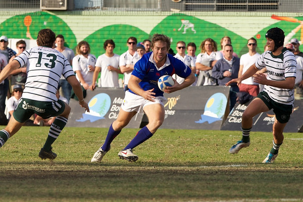 Manly vs Warringah - Rd 6 - May 19 2012