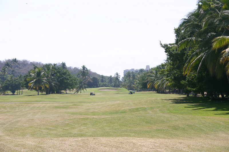 Hole eleven is par five and 471 yards.  It is generous off the fairway.