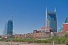 Nashville skyline in transition