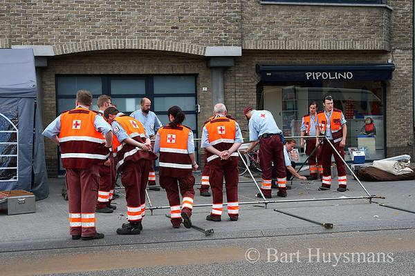 2012 Marathon + stratenloop Rijkevorsel