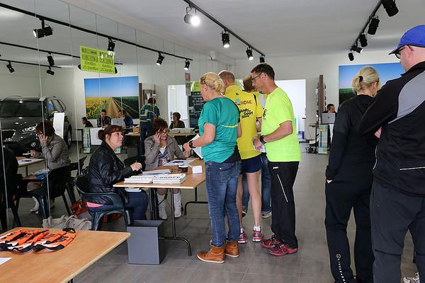2013 Marathon en stratenloop Rijkevorsel