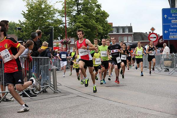2014 Stratenloop Rijkevorsel