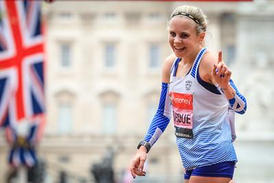 London Marathon -Elite Men and Women, London, UK - 28th April 2019