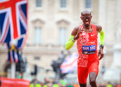London Marathon -Elite Men and Women, London, UK - 28th April 2019
