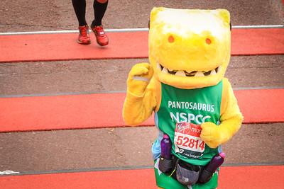 London Marathon - Mass Race, London, UK - 28th April 2019
