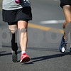 Disabled Marathon Runner