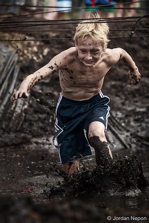 Mud Hero Winnipeg - 2015/07/25