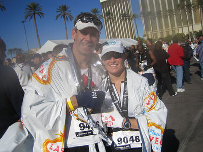 The NEW Las Vegas Marathon