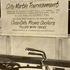 City Marble Tournament Poster (01182)