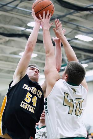 March 11, 2015: Boys Basketball — TC Central vs. TC West