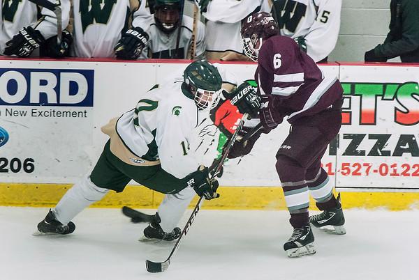 March 11, 2015: Hockey — TC West vs. Grandville