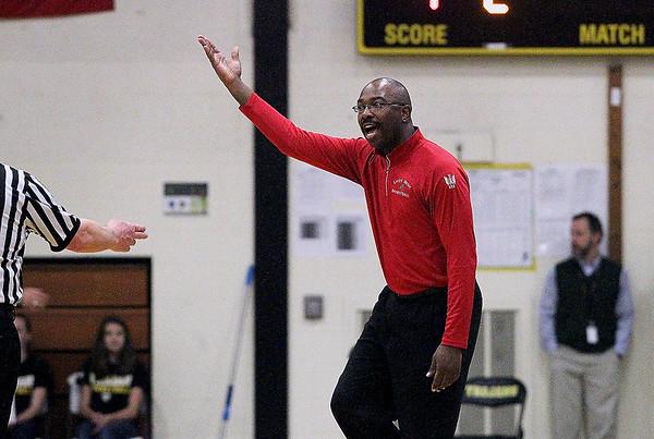 March 17, 2015: Girls basketball -- Frankfort vs. Mt. Pleasant