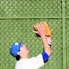 3-31-15<br /> Kokomo vs Eastern baseball<br /> Kokomo's Nate Hemmerich catches the ball for an out.<br /> Kelly Lafferty Gerber   Kokomo Tribune
